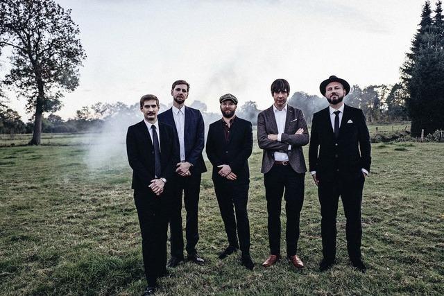 Zwei junge deutsche Bands treten erstmals in Freiburg auf