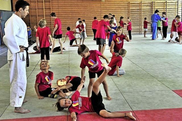 Damit sich Kinder mit Spaß bewegen