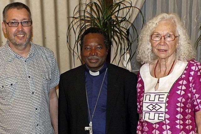 Hilfe für Bedürftige in Benin