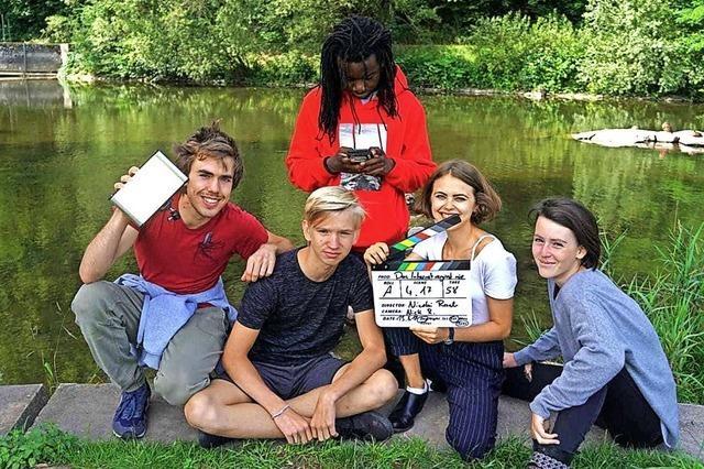Nicolai Raab aus Schliengen ist mit eigenem Filmlabel erfolgreich