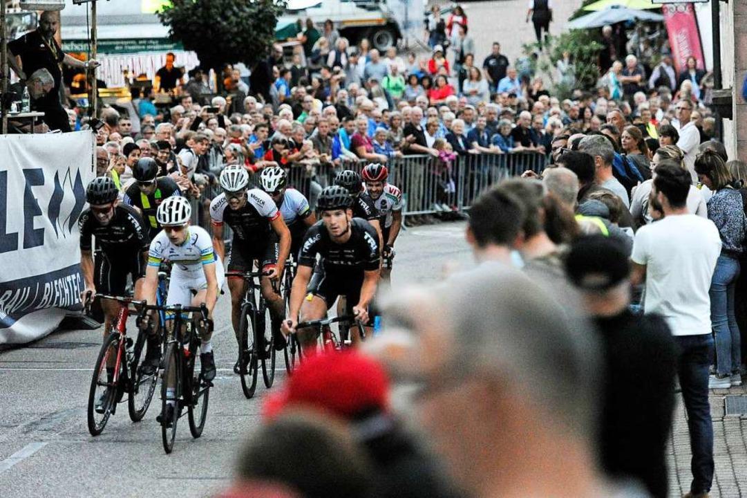 Dicht gedrängt standen die Zuschauer im vergangenen Jahr in Mahlberg.  | Foto: Pressebüro Schaller