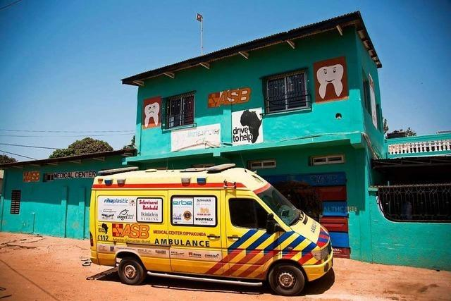 Neben Spendenfahrten geht nun auch ein Ärzteteam für OPs auf den Weg
