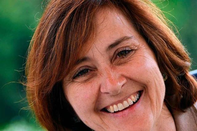 Sonja Ernst will als Gemeinderätin in Stegen die Entwicklung von Eschbach vorantreiben