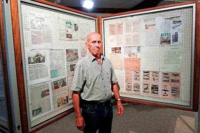 Im Heimatmuseum wird an die Geschichte Neurieds im Nationalsozialismus erinnert