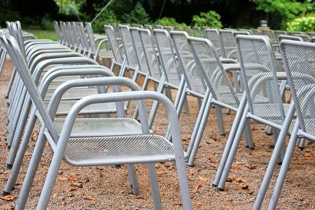 Stadt reagiert auf Sachbeschädigungen im Schlosspark