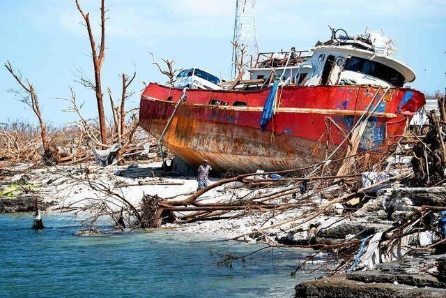 EU stellt 500.000 Euro Soforthilfe für Bahamas nach Hurrikan