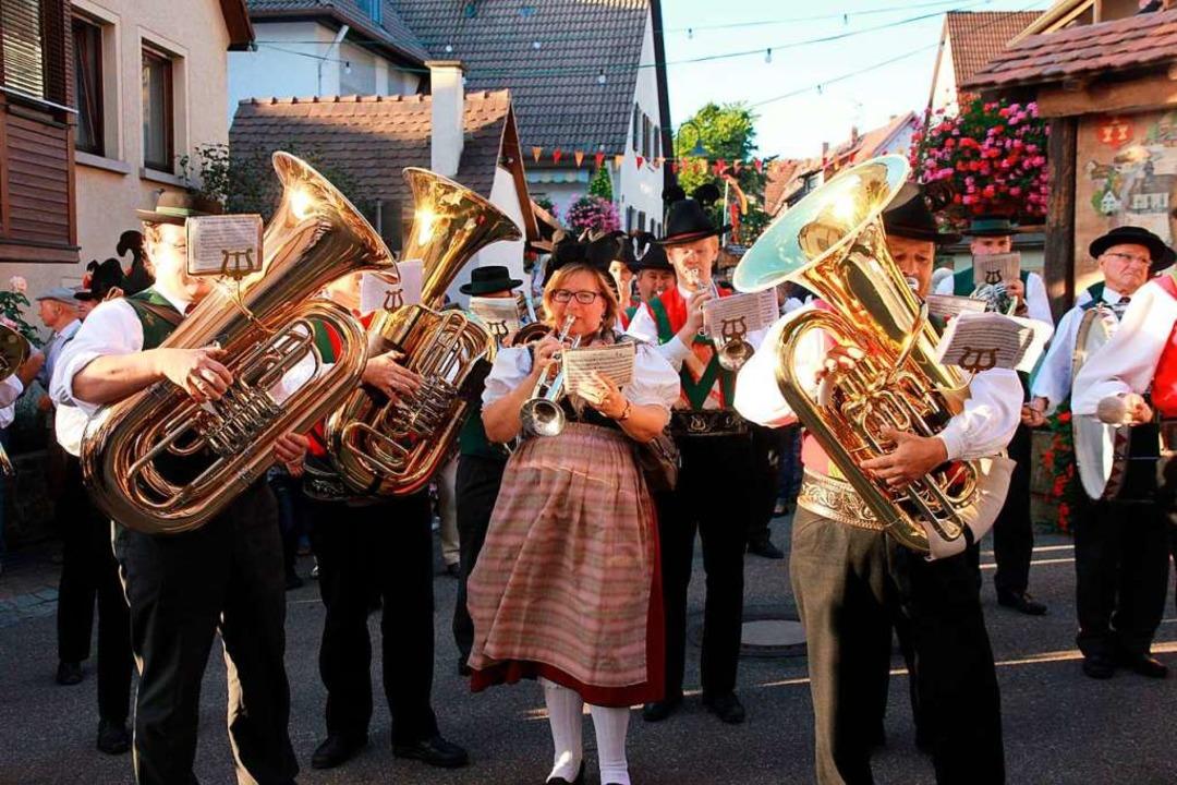 In Pfaffenweiler findet am Wochenende das beliebte Schnecke-Fescht statt.  | Foto: Frowalt Janzer