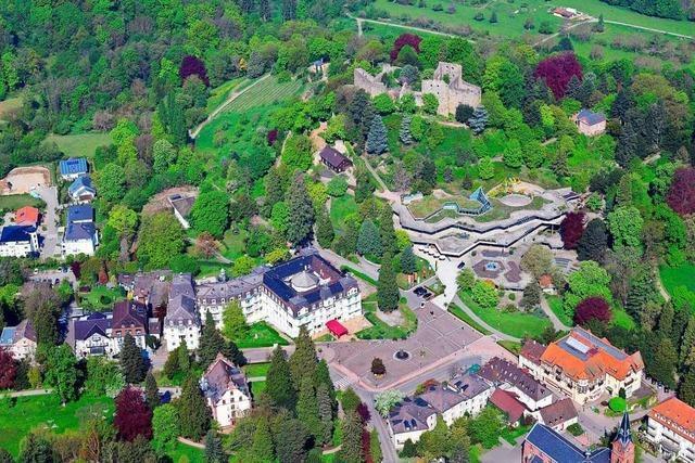 Als sich Badenweiler, Sausenburg und Rötteln zum Markgräflerland vereinten