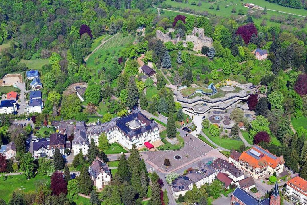 1444 wurde die Herrschaft der Burg Bad...der Sausenburg und Röttelns vereinigt.  | Foto: Erich Meyer