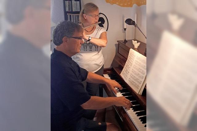Sommermusik mit Hanna und Hermann Feist