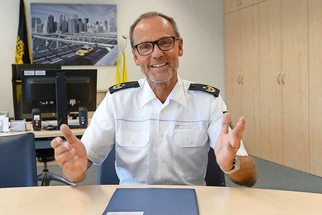 Freiburger Polizeipräsident: