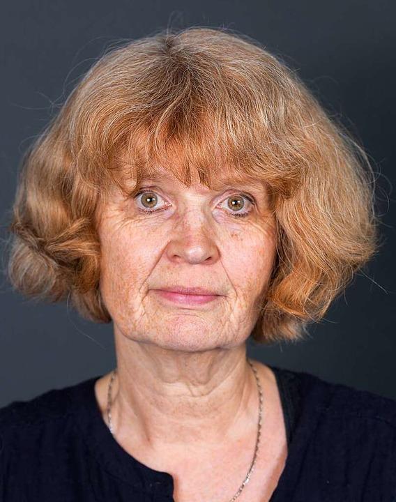 Sabine Ehrentreich  | Foto: Carlotta Huber