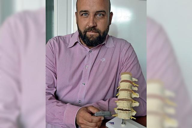 Medizintechnik aus dem 3D-Drucker