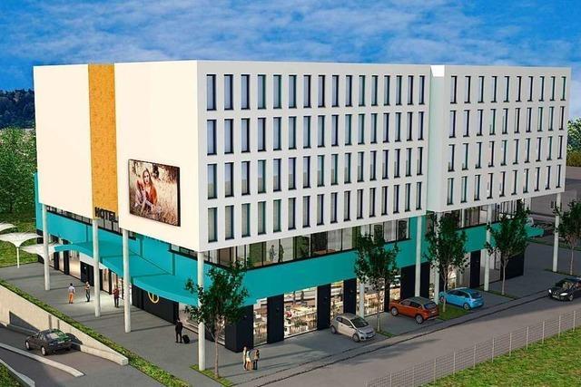 Das Hotel-Projekt in Rheinfelden-Schweiz liegt im Plan