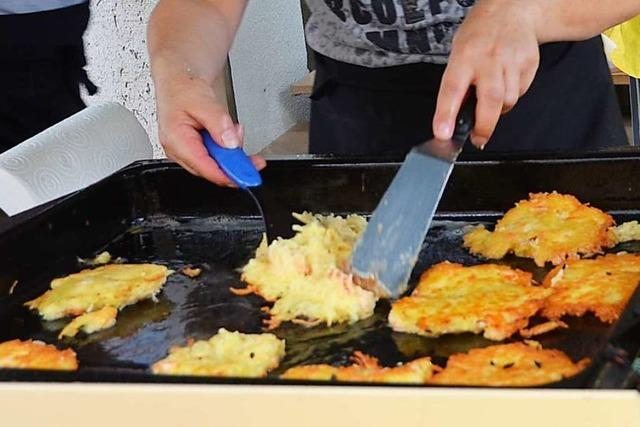 Viele kulinarische Leckerbissen für Kartoffelfreunde