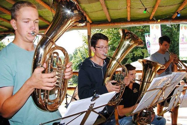 Kuhstall-Fäscht ist Höhepunkt im Jubiläumsjahr