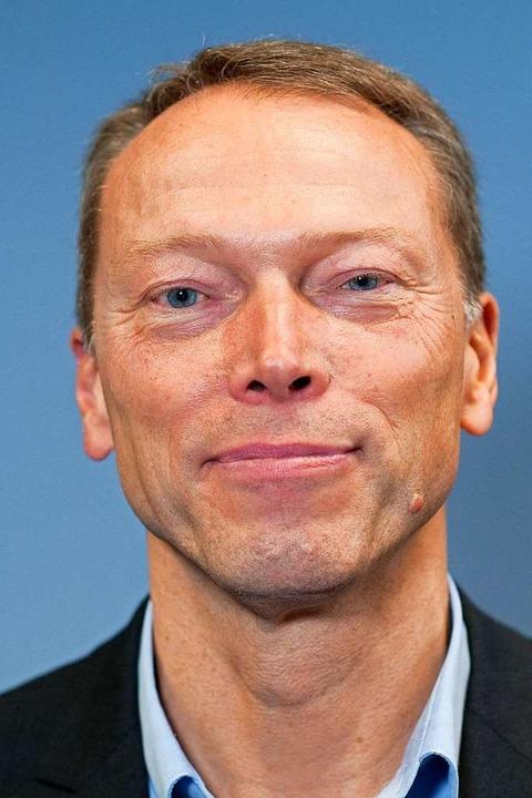 Unfallforscher Siegfried Brockmann  | Foto: Klaus-Dietmar Gabbert (dpa)