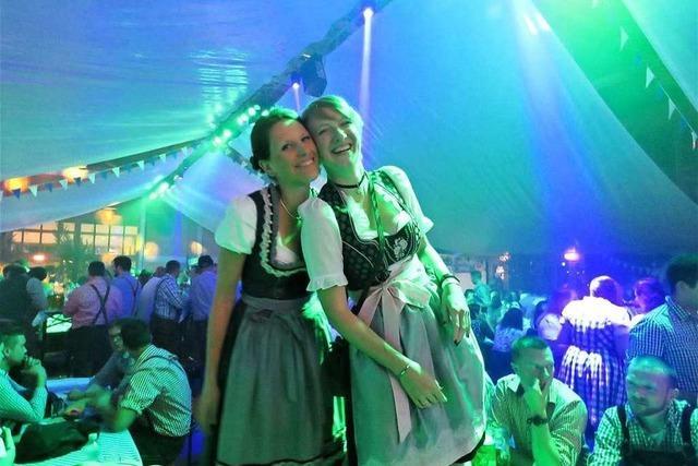 Oktoberfest in Schuttern war ausverkauft