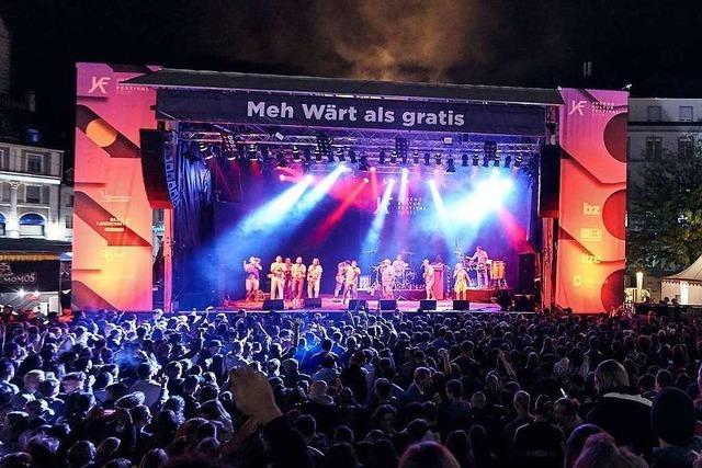 Jugendkulturfestival Basel 2019