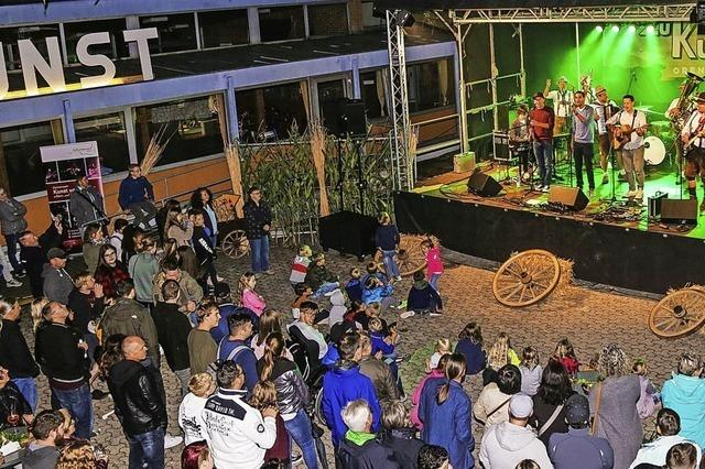 Großer Andrang bei Open-Air in Kappel