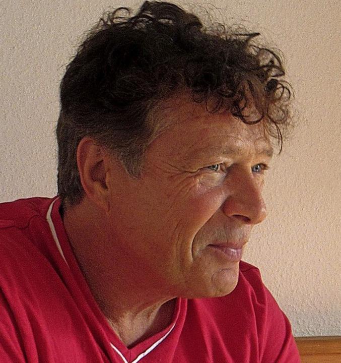 Nachlese-Macher: Günther Laubis   | Foto: Susanne Kerkovius