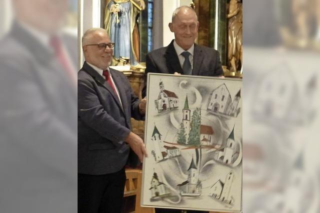 Pfarrer Dannenberger sagt Adieu