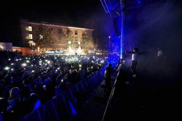 Rund 50.000 Besucher kommen zum Jugendkulturfestival Basel