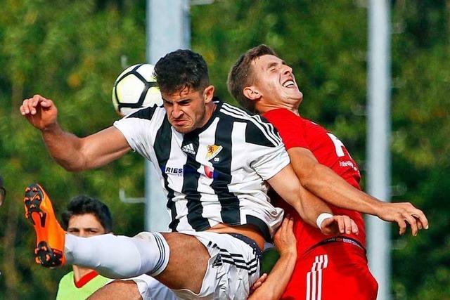 SV 08 Laufenburg gewinnt Spitzenspiel gegen FSV RW Stegen