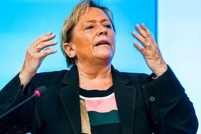 Gutachten des Rechnungshofs ist Klatsche für Ministerin Eisenmann