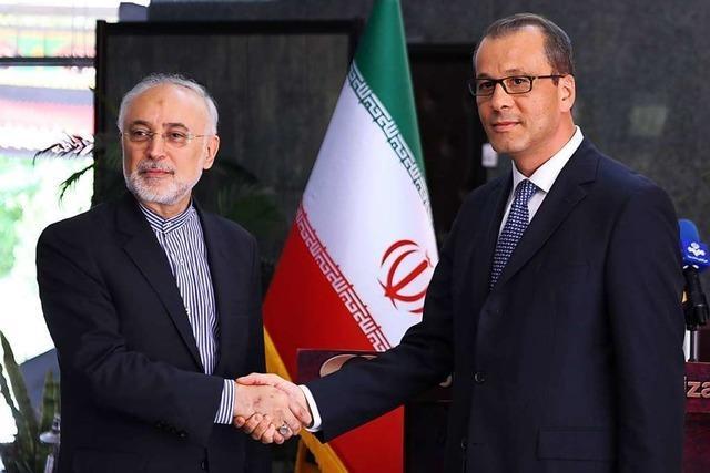Iran nimmt Hochleistungszentrifugen zur Urananreicherung in Betrieb