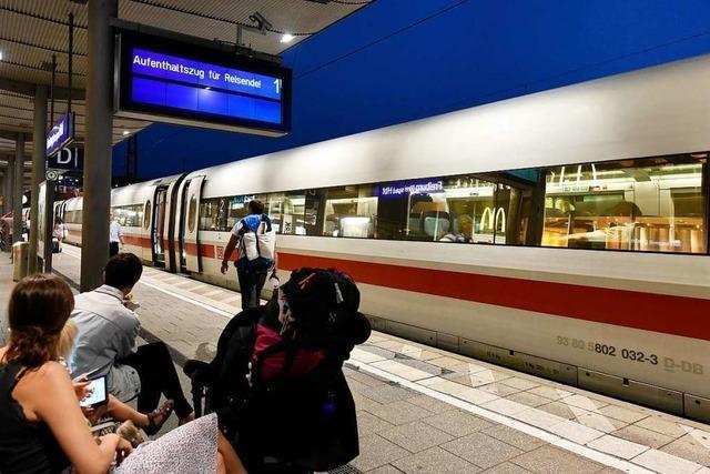 Befürchtetes Chaos am Freiburger Hauptbahnhof bleibt aus