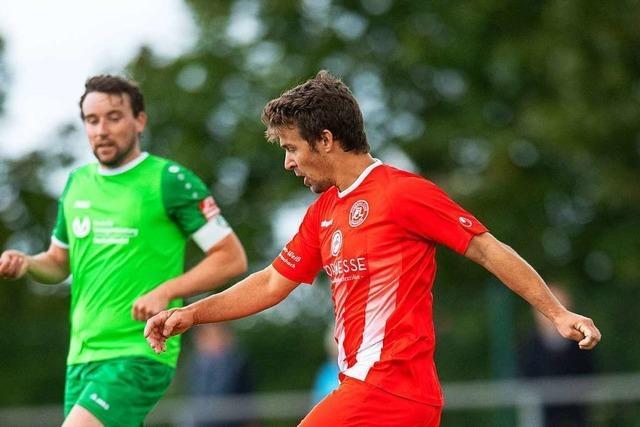 FC Löffingen kommt mit Geduld und Glück zum ersten Saisonsieg