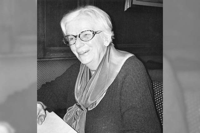 Alternativ-Medizinerin Ilse Stiefvater wird 100