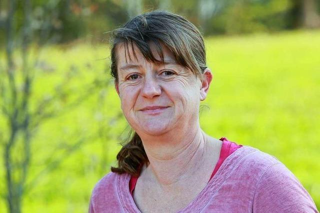 Neu im Rat in Denzlingen: Conny Schwaab, CDU