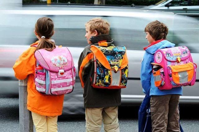 Verkehrswacht-Experte: So kommen Kinder sicher zur Schule