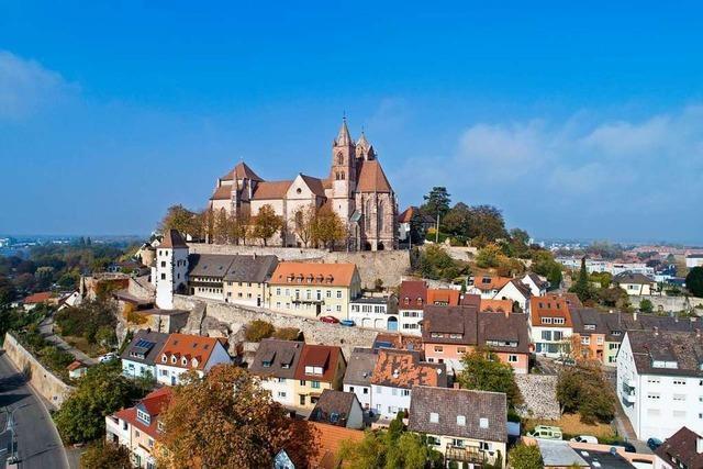 Am Wochenende: Großes Jubiläumsstadtfest in Breisach