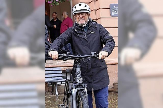 Minister lobt Radwegeausbau