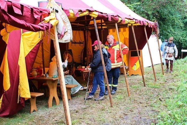 Kirnburg-Fest blieb hinter Erwartungen zurück