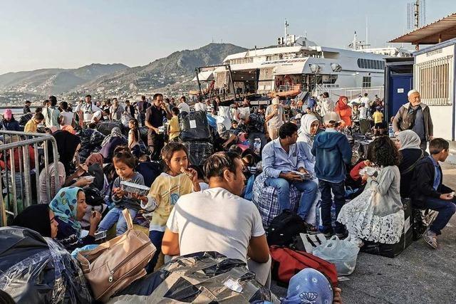 In Griechenland bahnt sich eine neue Flüchtlingskrise an