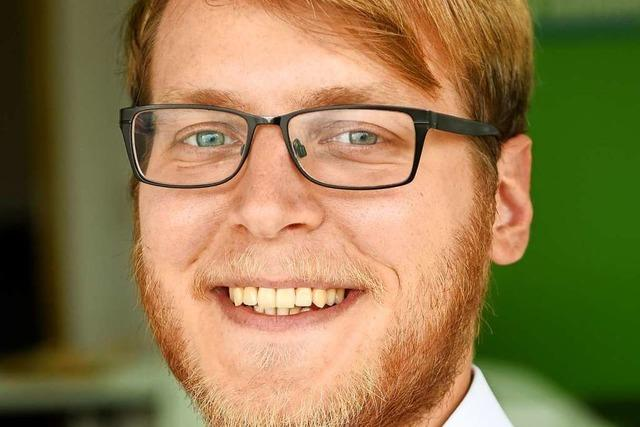 Jan Otto, die Grünen: