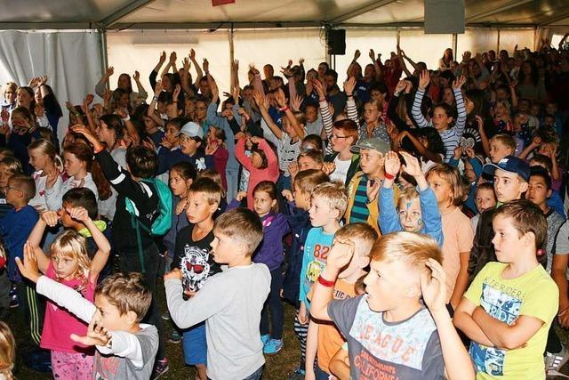 Der Kinderferienclub in Steinen meldet Rekordzahlen