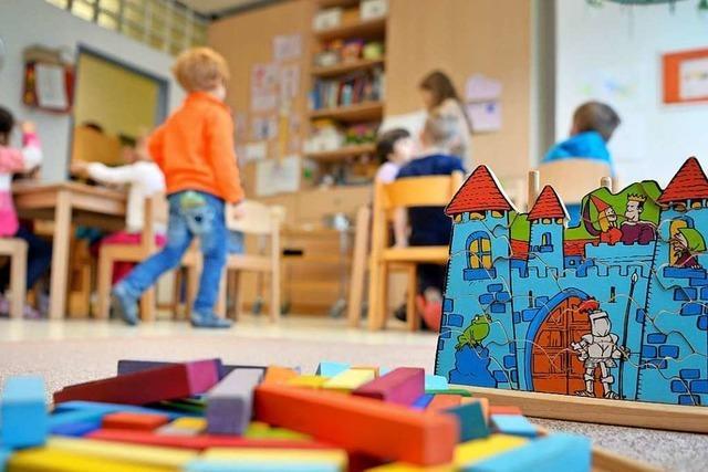 Stichtagsverlegung ist für Kindergärten im südlichen Breisgau problematisch