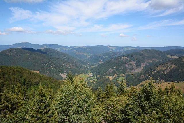 Der Präger Kessel ist das zweitgrößte Naturschutzgebiet im Land