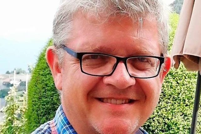 Rainer Walter verlässt das Kippenheimer Rathaus