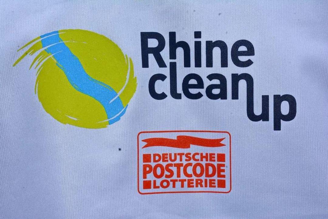 Logo des Rhine Clean Up  | Foto: Hannes Lauber
