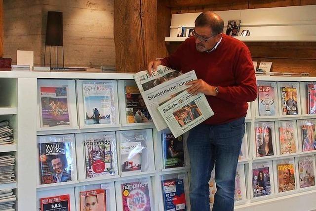 Selbstversuch: Die Mediathek in Kirchzarten bietet mehr als nur Bücher