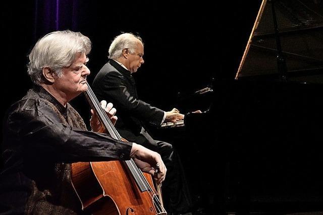 Meisterkurs und Konzert mit Henkel und Réach