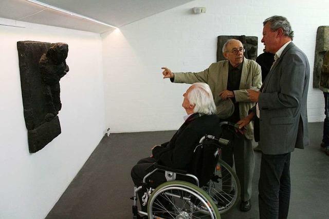 Ausstellung erinnert an Hans Josephsohn