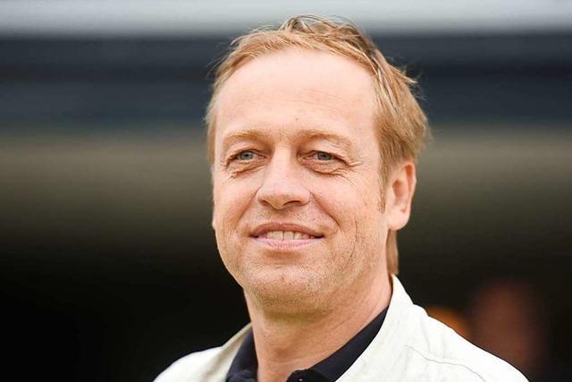 Sportdirektor Hartenbach: