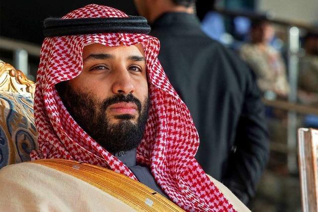 Die Kooperation mit Saudi-Arabien ist Hohn